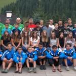 DFB Jugendcamp Abschlussfoto