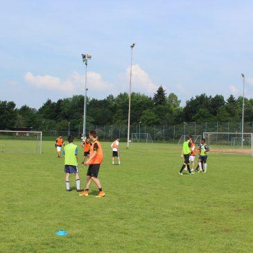 Sommerpause vorbei: Die Aktiven trainieren wieder – Spieler gesucht!