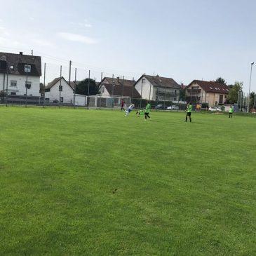 Sportrapport: SV Hochdorf vs. SV Blau-Weiß Wiehre