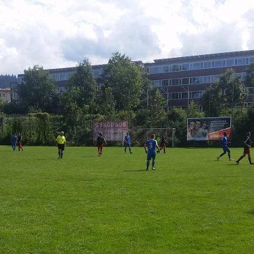 Sportrapport: ESV Freiburg – SV Blau-Weiß Wiehre