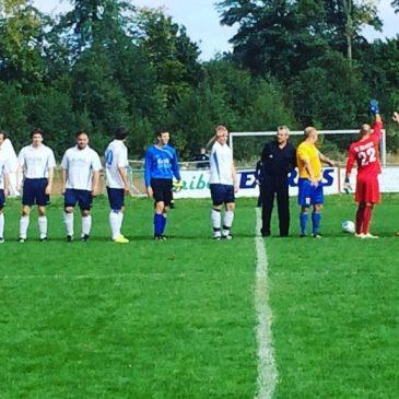Sportrapport: SC FR-Tiengen – SV Blau-Weiß Wiehre Freiburg