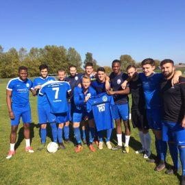Sportrappörtchen: FC Bötzingen I – SV Blau-Weiß Wiehre I