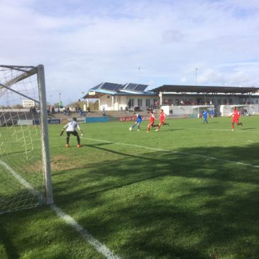 Sportrappörtchen: SV Blau-Weiß Wiehre I – Türkgücü FR I 3:4 (2:1)