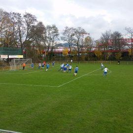Sportrapport: SV Blau-Weiß Wiehre – SC Mengen
