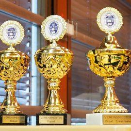 Tischtennis Vereinsmeisterschaften 2017