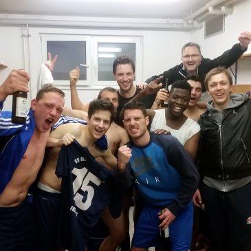 Sportrapport: SV Blau-Weiß Wiehre – SV Hochdorf