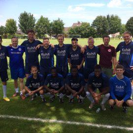 Sportrapport: SC Mengen – SV Blau-Weiß Wiehre