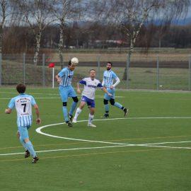Sportrapport: ASV Merdingen – SV Blau-Weiß Wiehre