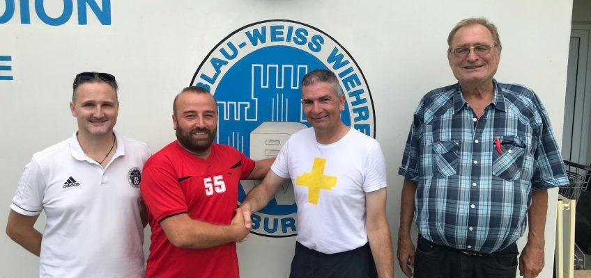 Verstärkung für Blau-Weiß: Oktay Cankurt neuer Scout