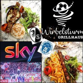 Guter Fußball, gutes Essen 🥗🌯⚽️🍻