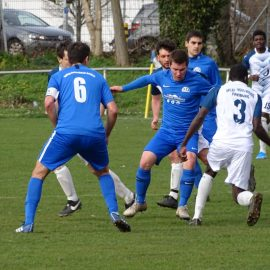 Sportrapport: SV Blau-Weiß Wiehre II – Spvgg. Bollschweil-Sölden II 3:1 (1:0)