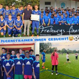 Jugendtrainer*innen Wanted: Blau-Weiß Wiehre freut sich über Verstärkung!